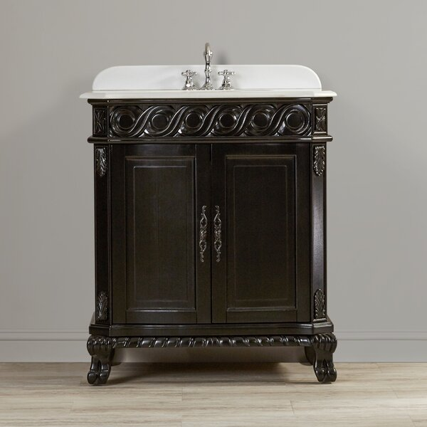 Alegro 30 Single Bathroom Vanity Set by Astoria Grand