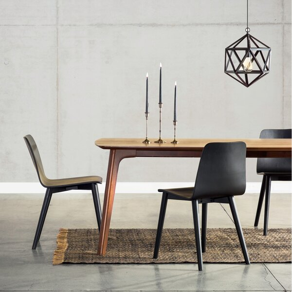Mcloughlin Solid Wood Dining Table by George Oliver George Oliver