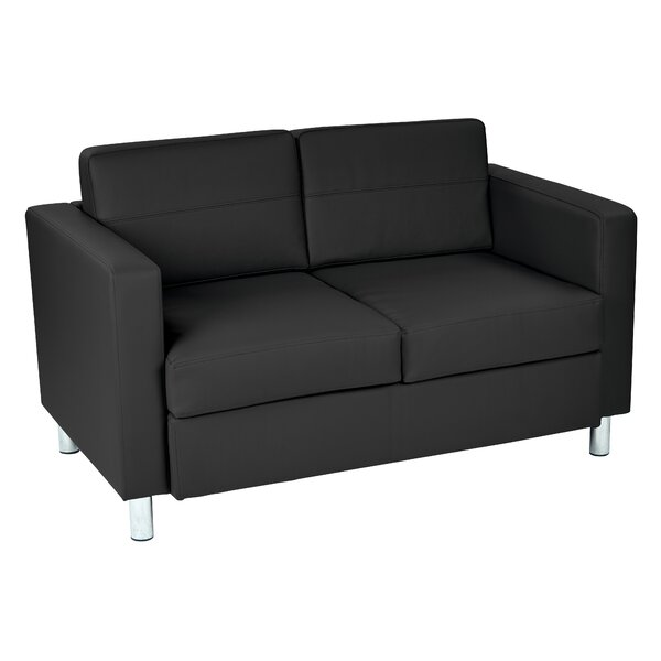 Modern Style Desantiago Loveseat by Ebern Designs by Ebern Designs