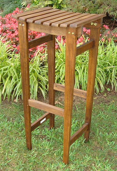 Pine Hills 30 Patio Bar Stool (Set of 2) by Beachcrest Home