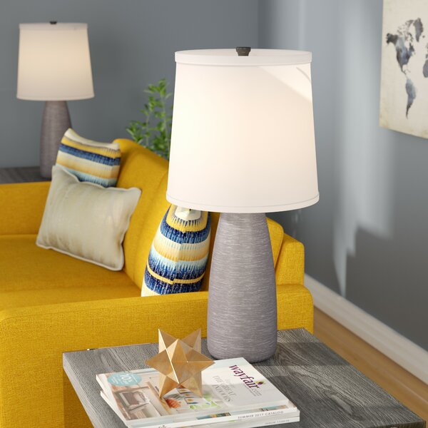 Slover 28 Table Lamp (Set of 2) by Mercury Row