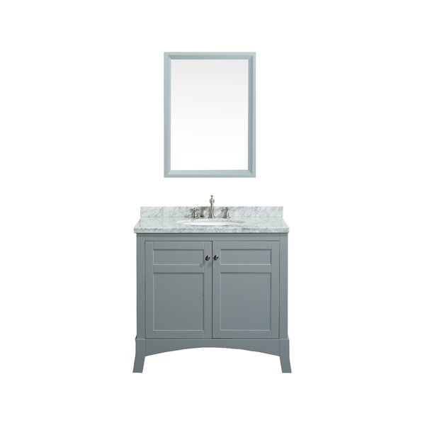 Piccirillo 36 Single Bathroom Vanity Set by Brayden Studio