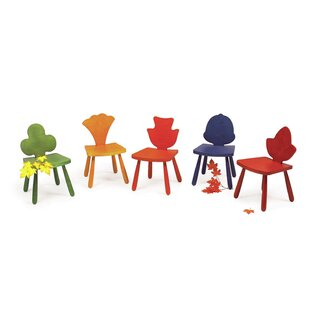 Find a Leaf Currant Kids Novelty Chair ByThe Children's Furniture Co.