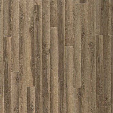 Home with Sound 8 x 47 x 7mm Oak Laminate Flooring in Boardwalk by Quick-Step