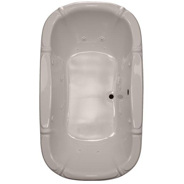 69 x 39 Air / Whirlpool Bathtubub by American Acrylic