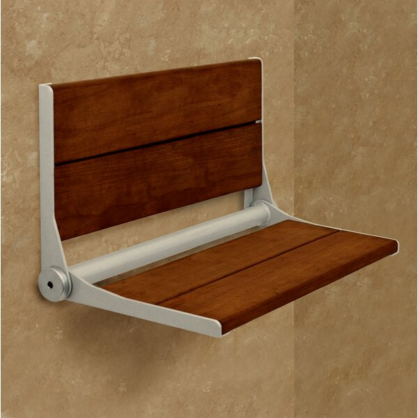 Invisia™ SerenaSeat Shower Chair by HealthCraft