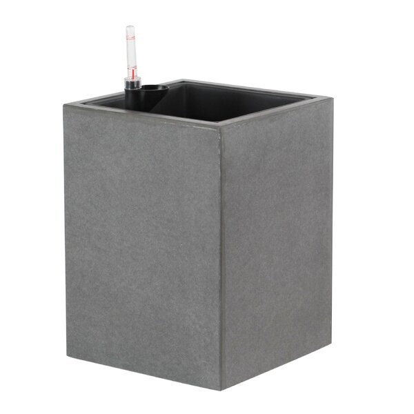 Contemporary Concrete Planter Box by Cole & Grey