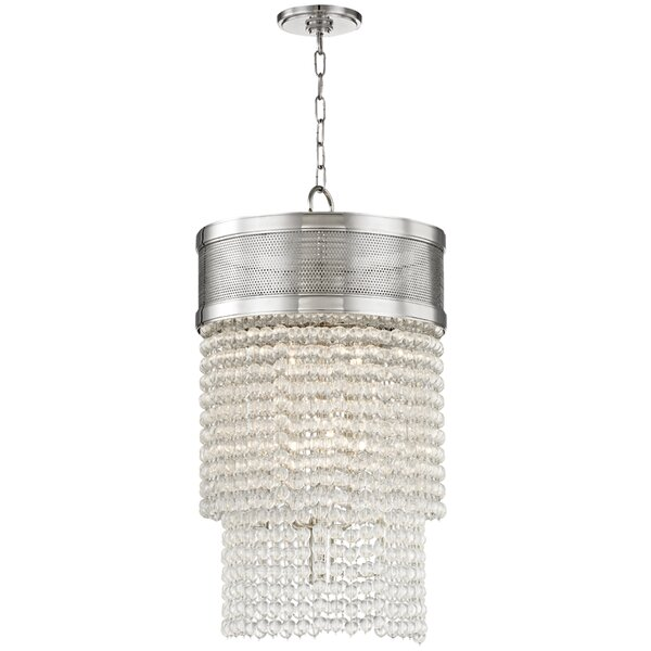 Rawson 8 - Light Unique / Statement Tiered Chandelier By Mercer41