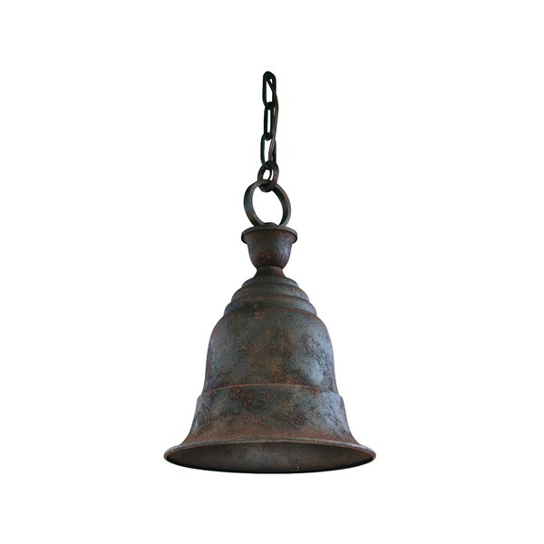 Wadley 1-Light Outdoor Pendant by Darby Home Co