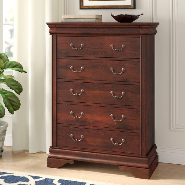 Raina 6 Drawer Chest by Alcott Hill