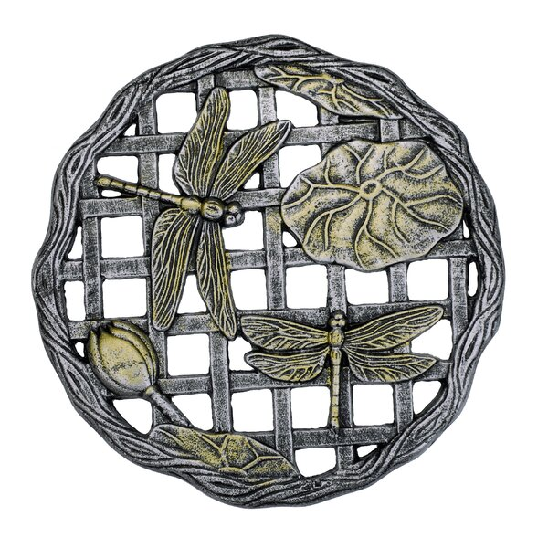 Steppers Dragonfly Stepping Stone by Oakland Living