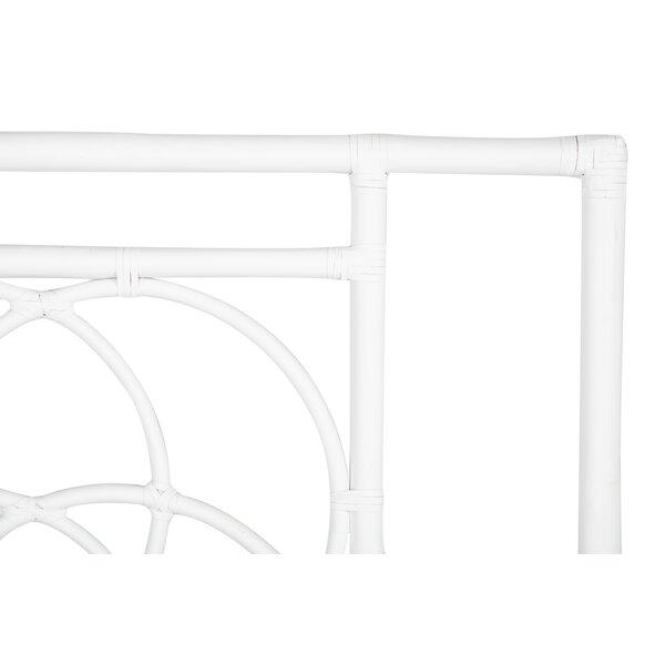 Wechsler Open-Frame Headboard by Latitude Run