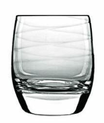 Romantica Glass (Set of 4) by Luigi Bormioli