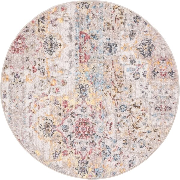 Bearden Beige Area Rug by Bungalow Rose