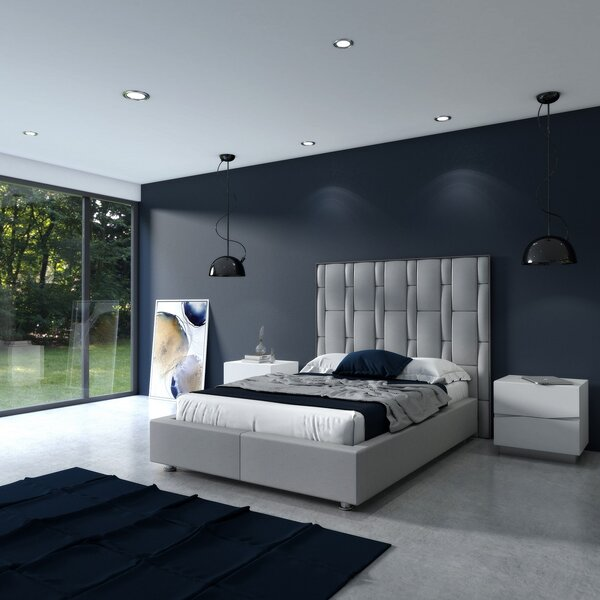 Ogema Upholstered Platform Bed by Orren Ellis