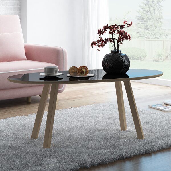 Blandford Oval Coffee Table By George Oliver