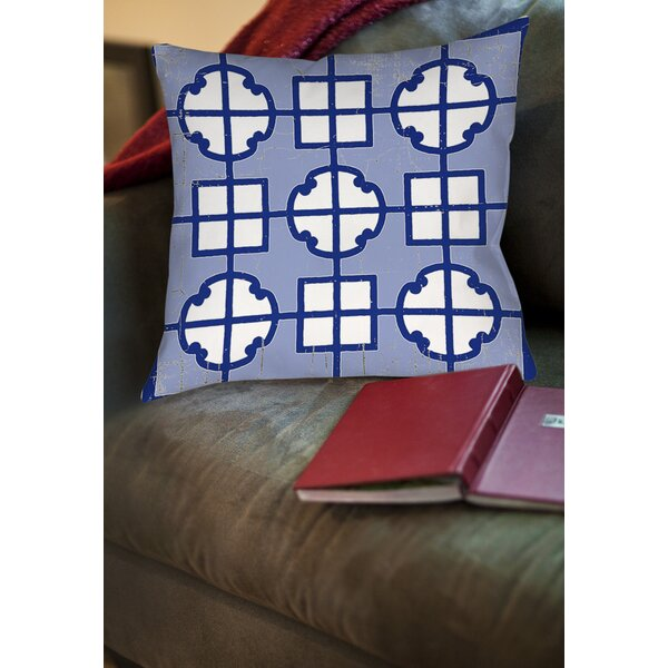 Atherstone 2 Printed Throw Pillow by Red Barrel Studio