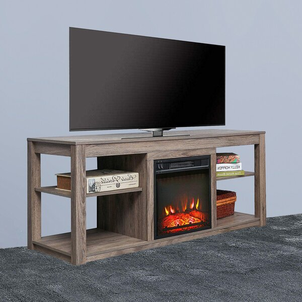 Review Kreider TV Stand For TVs Up To 55
