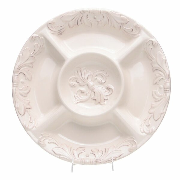 Giulia Chip and Dip Tray by Lark Manor