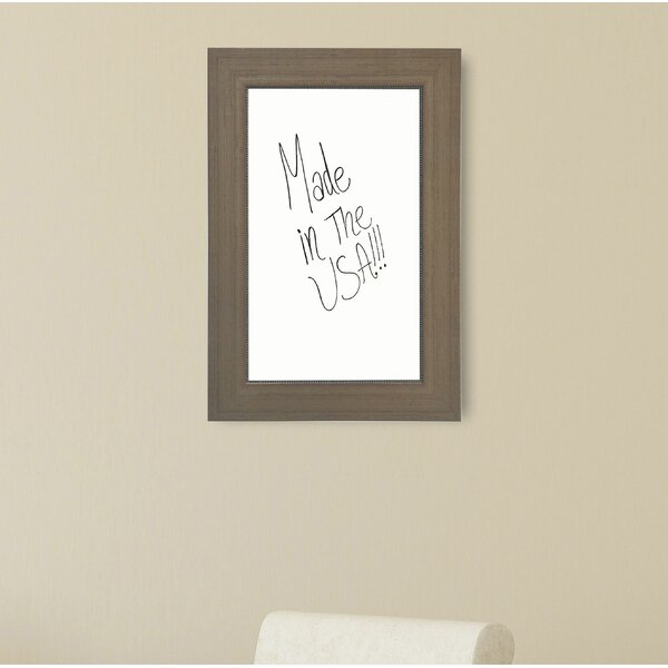 Wall Mounted Dry Erase Board by Darby Home Co