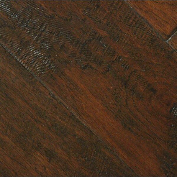 Ocean West 6-1/2 Engineered Hickory Hardwood Flooring in Klamath by Wildon Home ®