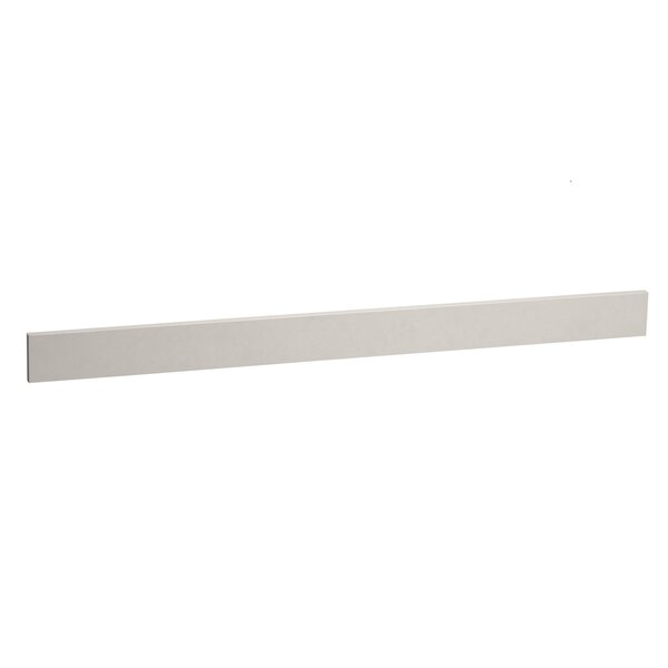 TechStone™ 37 x 3 Backsplash in Wide White by Ronbow