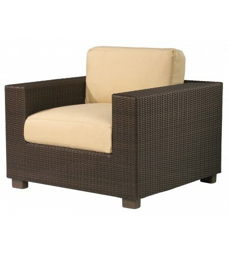Montecito Patio Chair with Cushions by Woodard