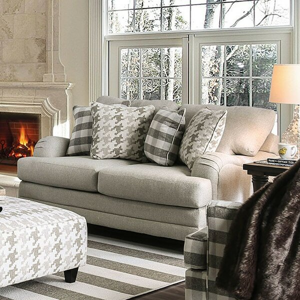 Haings Loveseat by Darby Home Co