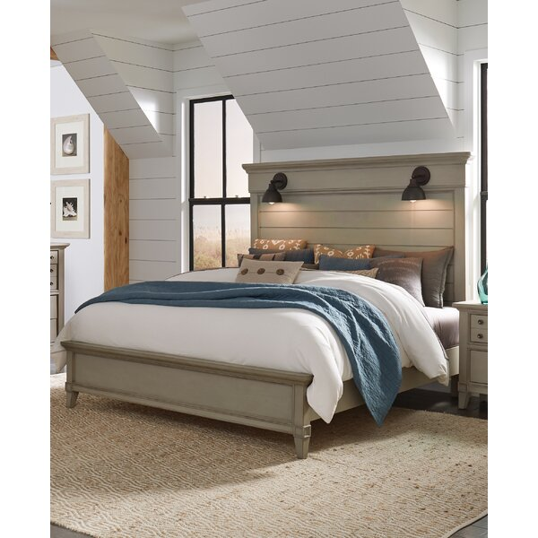Loughton Standard Bed by Canora Grey