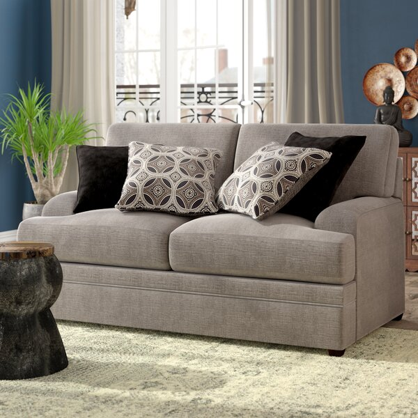 Elienor Loveseat by Simmons Upholstery by World Menagerie