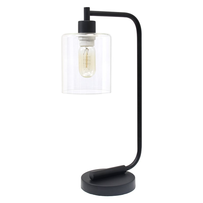 "Keystone Lantern 16"" Desk Lamp"