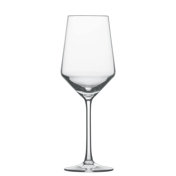 Pure Sauvignon Blanc Glass 14 oz. White Wine Glass (Set of 6) by Schott Zwiesel