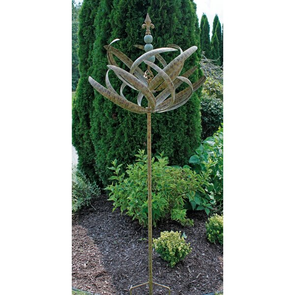 Spring Reeds Spinner by Marshall Home Garden