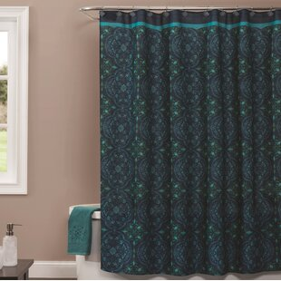 Great Price Burbank Shower Curtain By Bungalow Rose