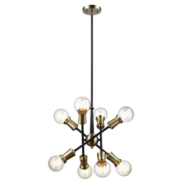 Belk 8-Light Chandelier by Mercury Row