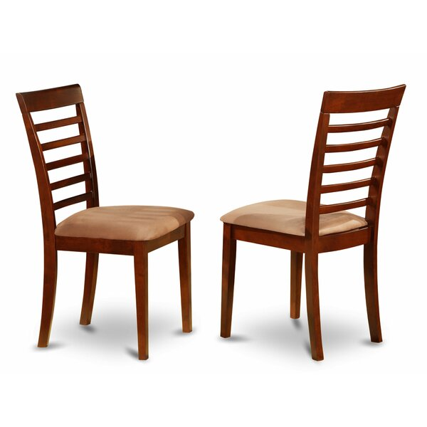 Milan Side Chair (Set of 2) by East West Furniture