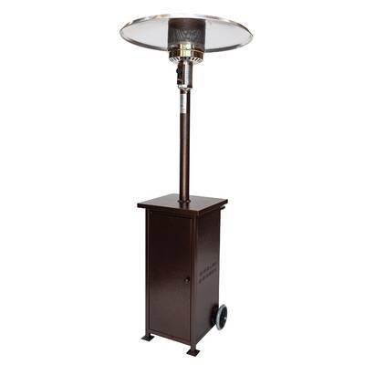 Az Patio Heaters Tall 40 000 Btu Propane Patio Heater Reviews