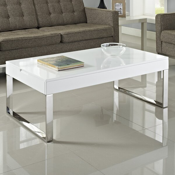 Gloss Coffee Table by Modway