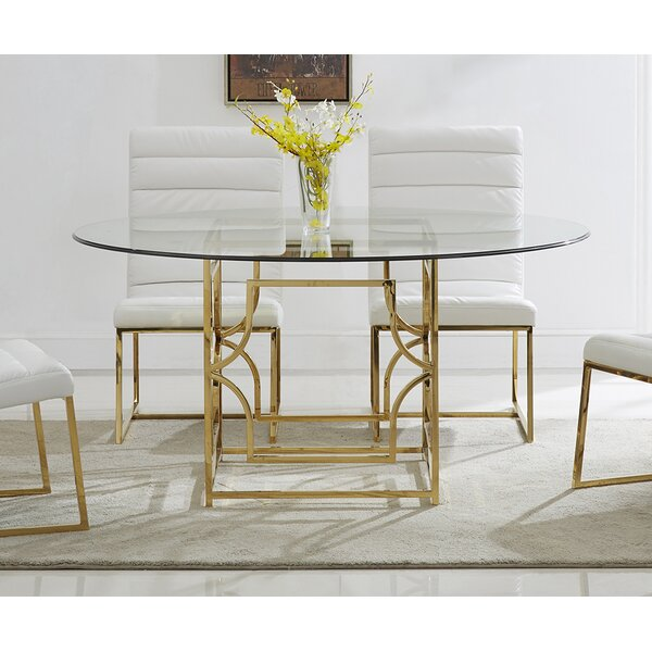 Rachna Dining Table By Everly Quinn #1
