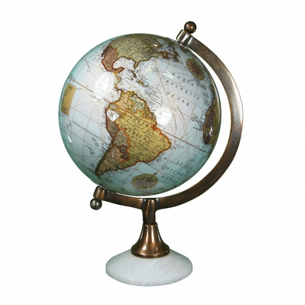 Minimalistic Globe by Winston Porter