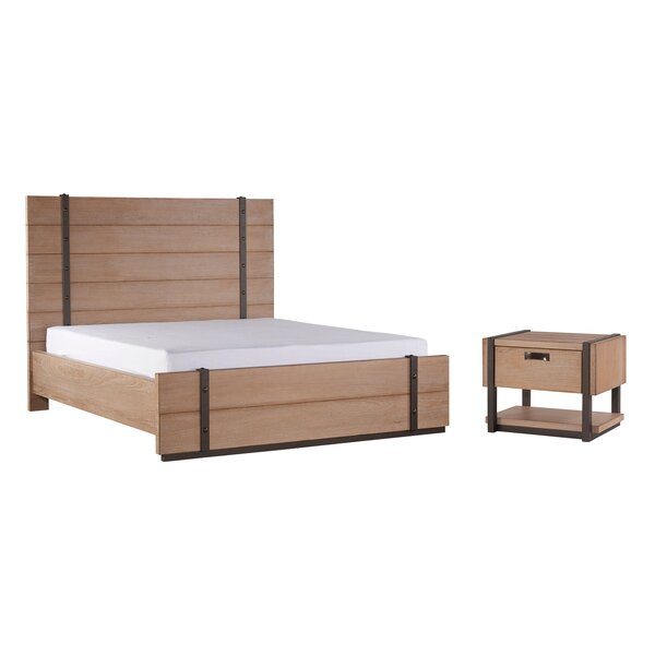Dominey Platform Configurable Bedroom Set by Gracie Oaks