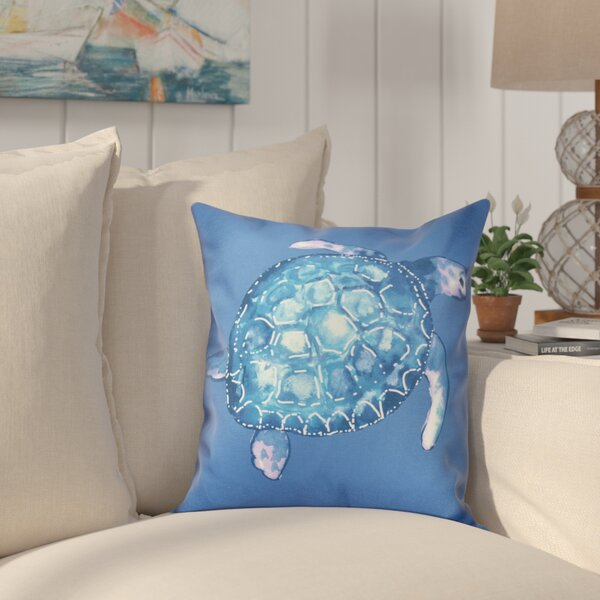 Pinkfringe Outdoor Throw Pillow by Bay Isle Home