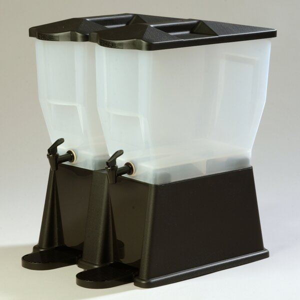 Economy Double Base Beverage Dispenser by Carlisle Food Service Products