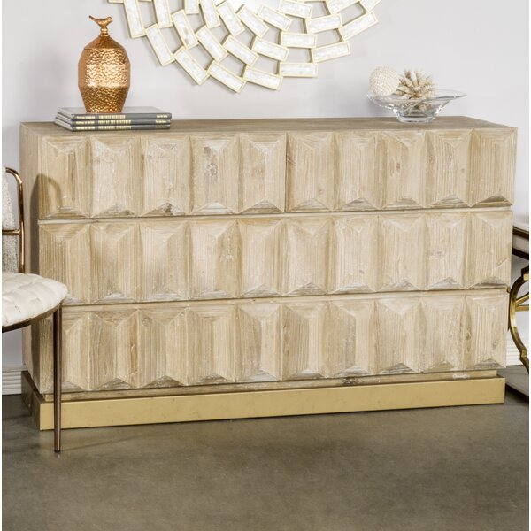 Hartsfield Console Table by Bungalow Rose Bungalow Rose