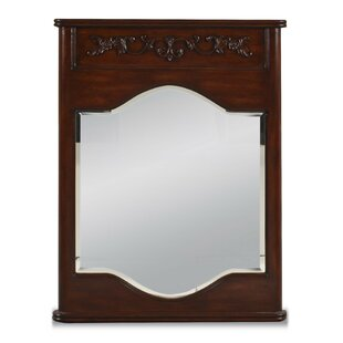 Read Reviews McKean Rectangle Wall Mirror By Astoria Grand