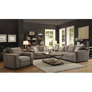 Oetjen 2 Piece Living Room Set by Red Barrel Studio