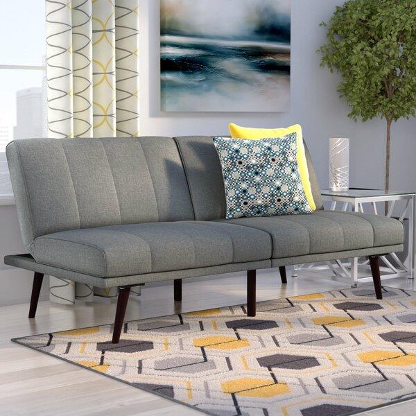 Buttrey Convertible Sofa by Mercury Row