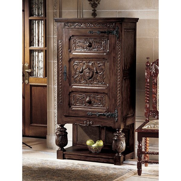 Coat of Arms Armoire by Design Toscano