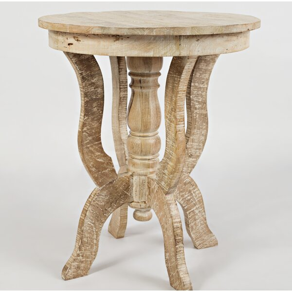 Hartnett End Table by Bungalow Rose