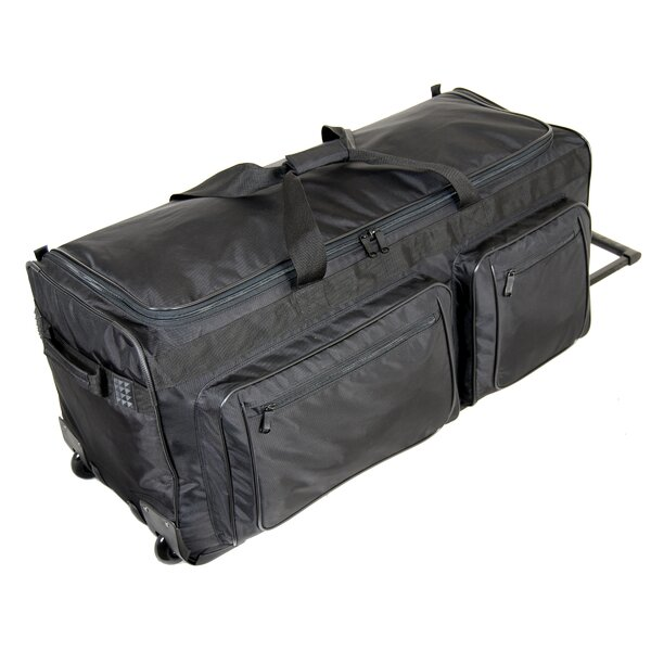 Max Load 35 2 Wheeled Travel Duffel by Netpack